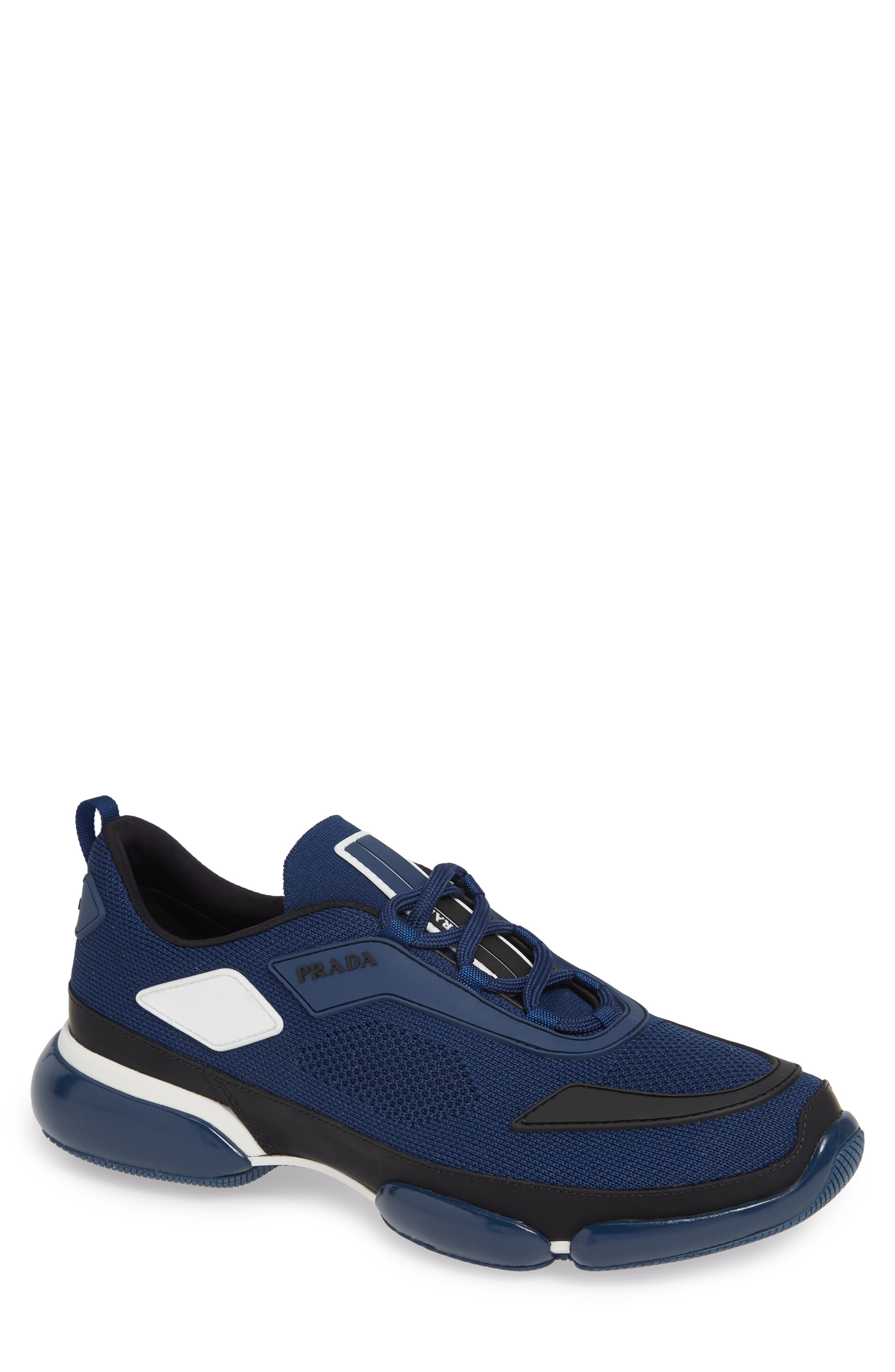 Prada Cloudbust Sneaker (Men) | Nordstrom