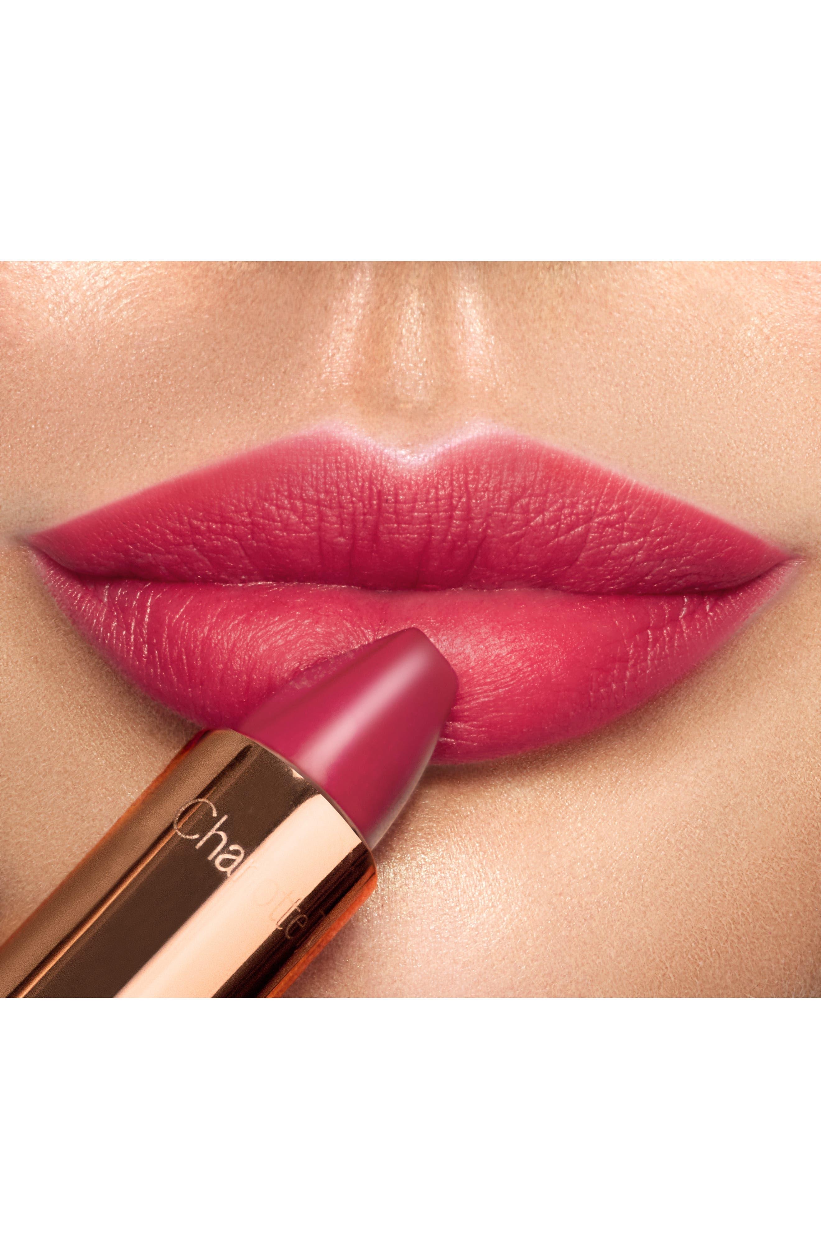 ,                             Matte Revolution Lipstick,                             Alternate thumbnail 2, color,                             AMAZING GRACE