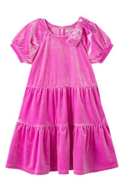 Habitual KIDS' JASMINE GLITTER DOT DRESS