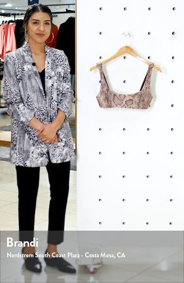 Meli Square Neck Bikini Top, sales video thumbnail