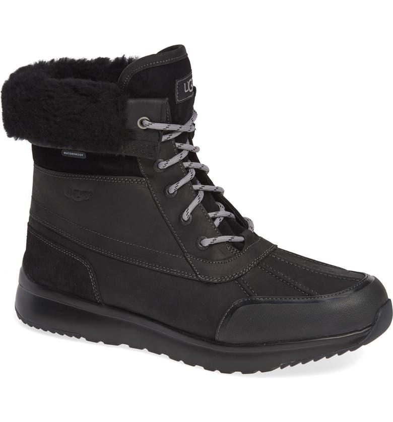 68348e33922 Eliasson Waterproof Snow Boot