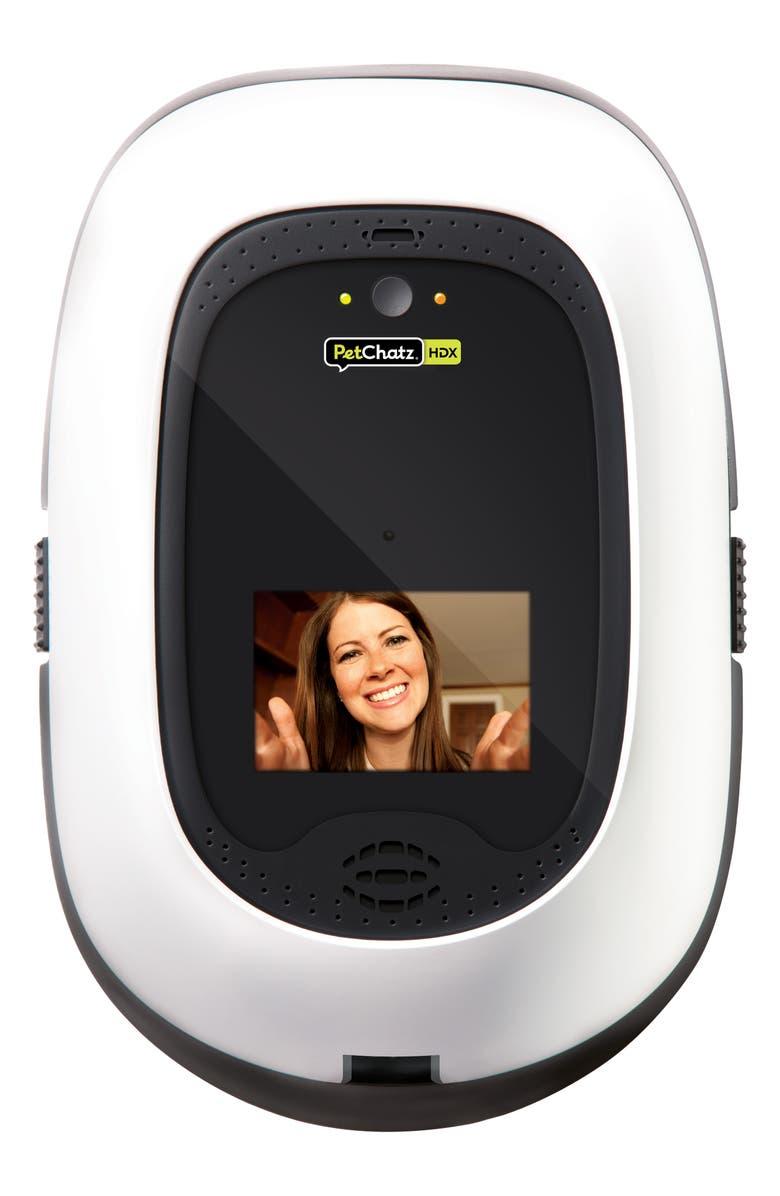 PET CHATZ PetChatz HDX Pet Camera, Main, color, SILVER/ BLACK