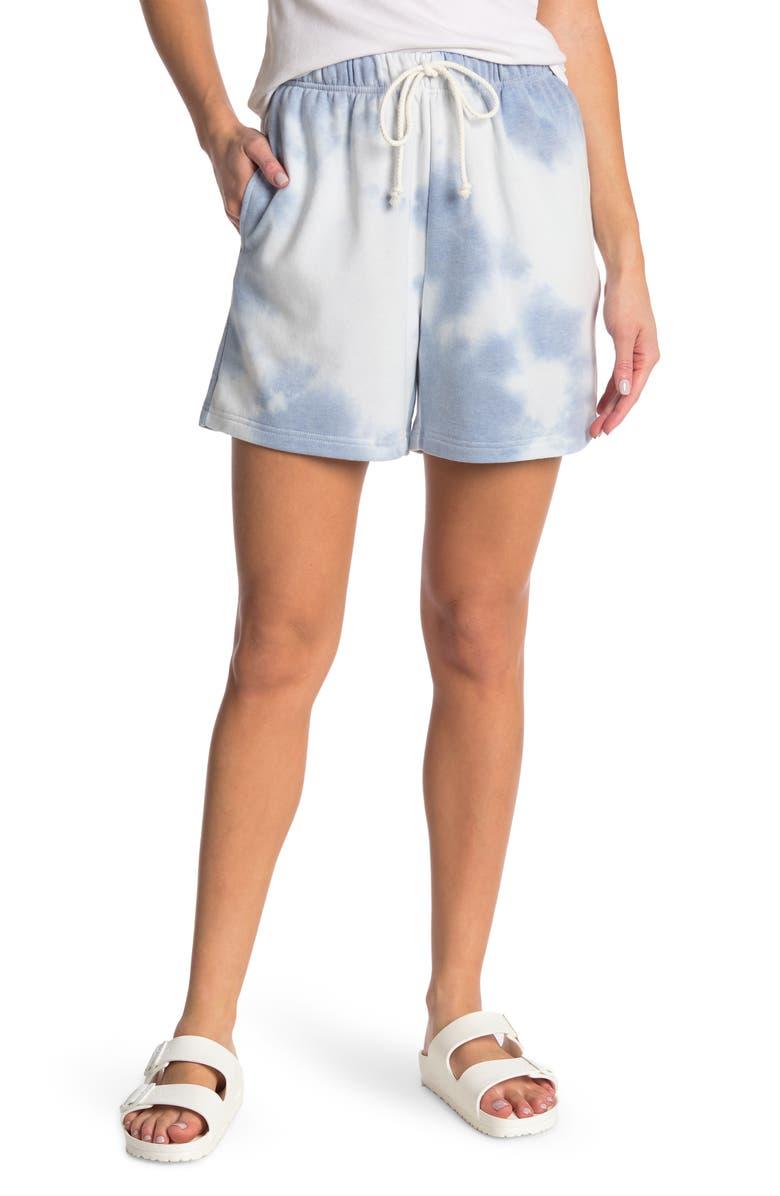 Melloday: Pull-On Tie Dye Shorts! .99 (REG .97) at Nordstrom Rack!