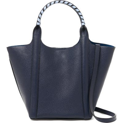 Botkier Nomad Mini Leather Tote - Blue