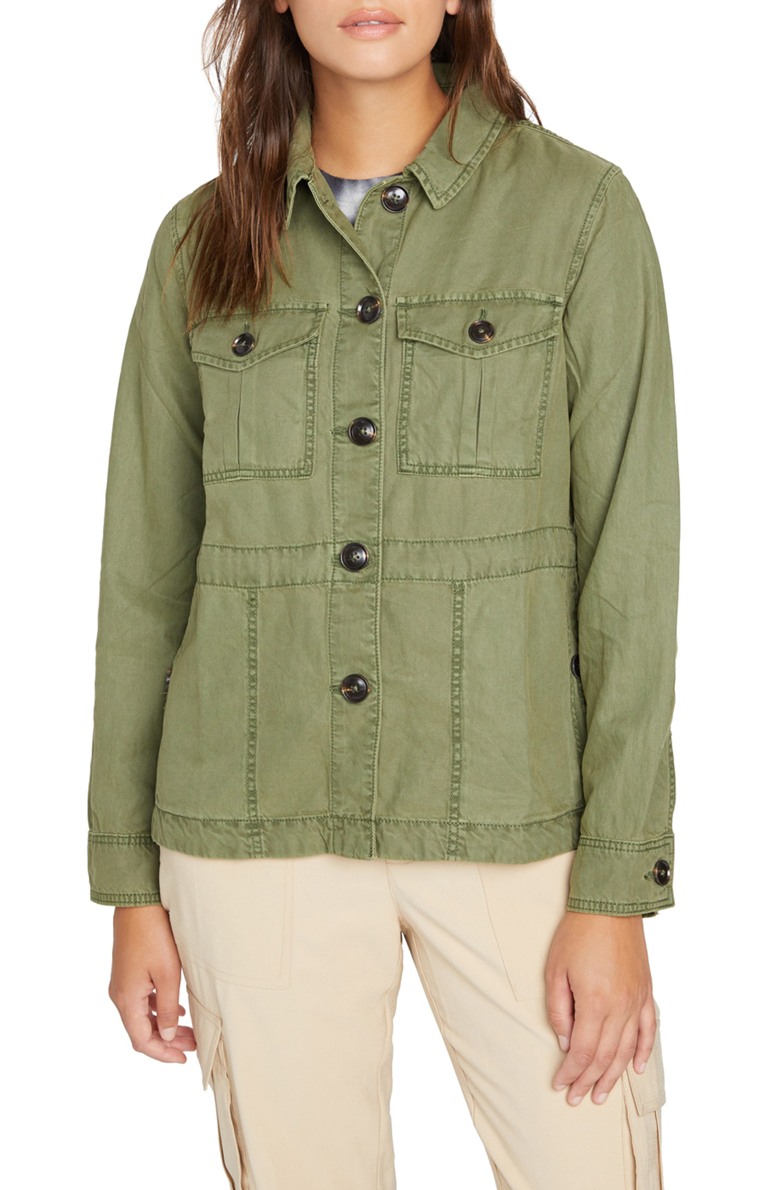 Image of Sanctuary Every Which Way Utility Jacket