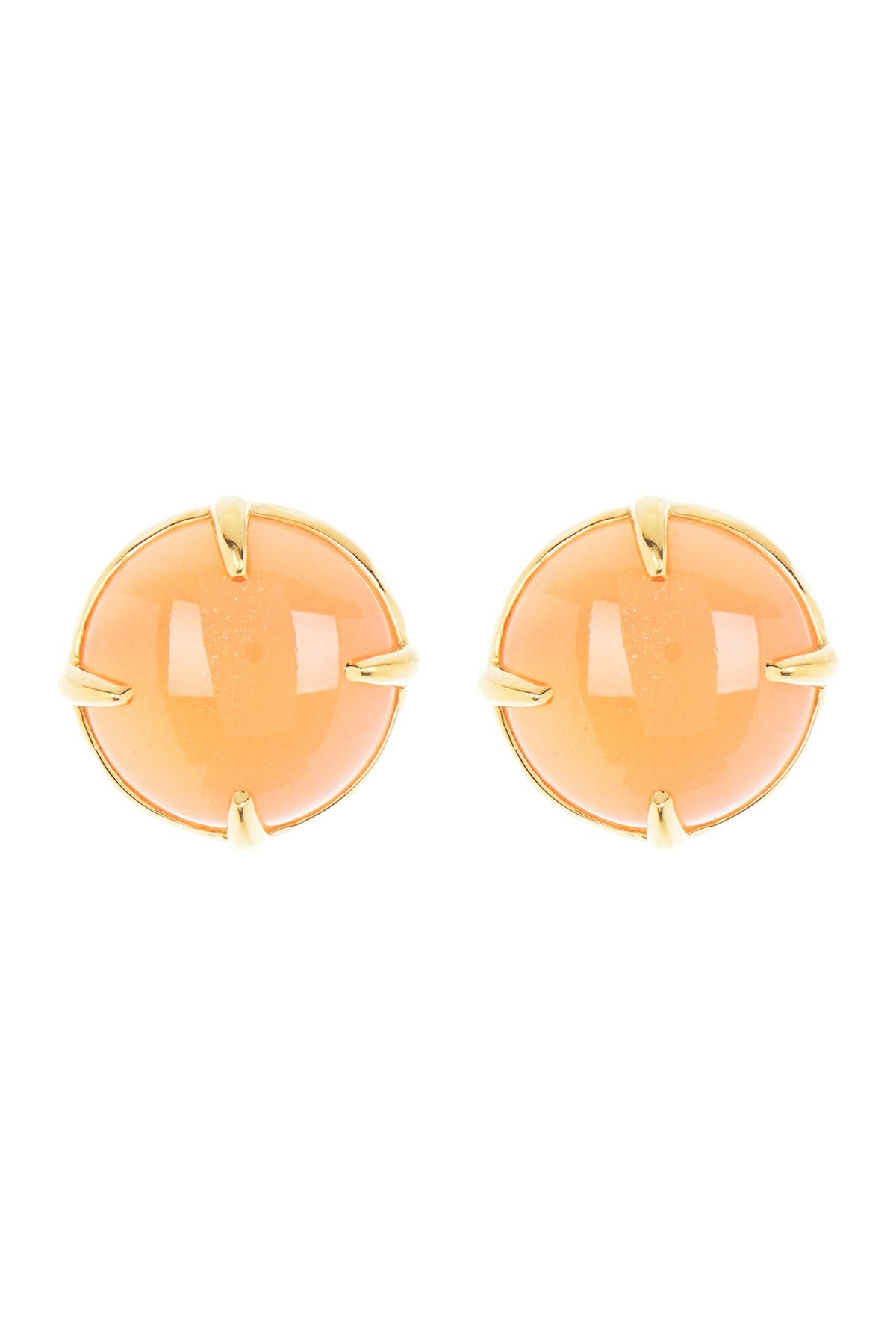 Image of Ippolita Lollipop 18K Gold Mini Stud Earrings