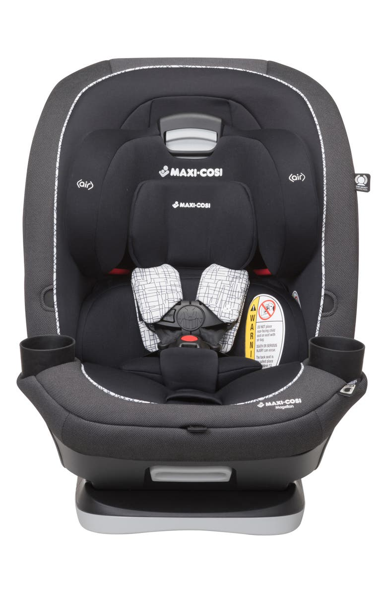 MAXI-COSI<SUP>®</SUP> Magellan 5-in-1 Convertible Car Seat, Main, color, 007