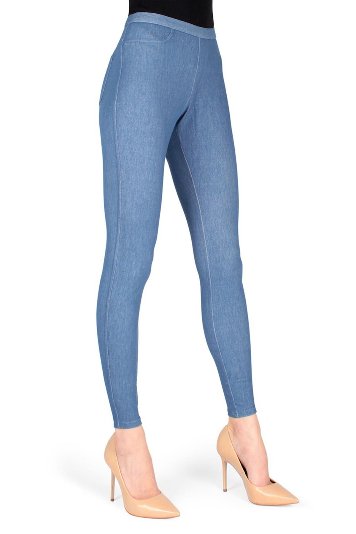 Image of MEMOI Simple Leggings