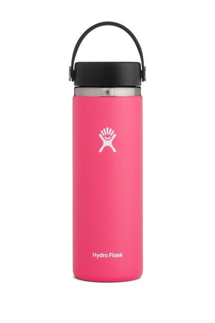 Image of Hydro Flask 20 oz. Wide Flex Lid Hydro Flask - Watermelon