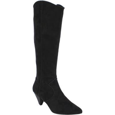 J.renee Valoria Western Boot B - Black