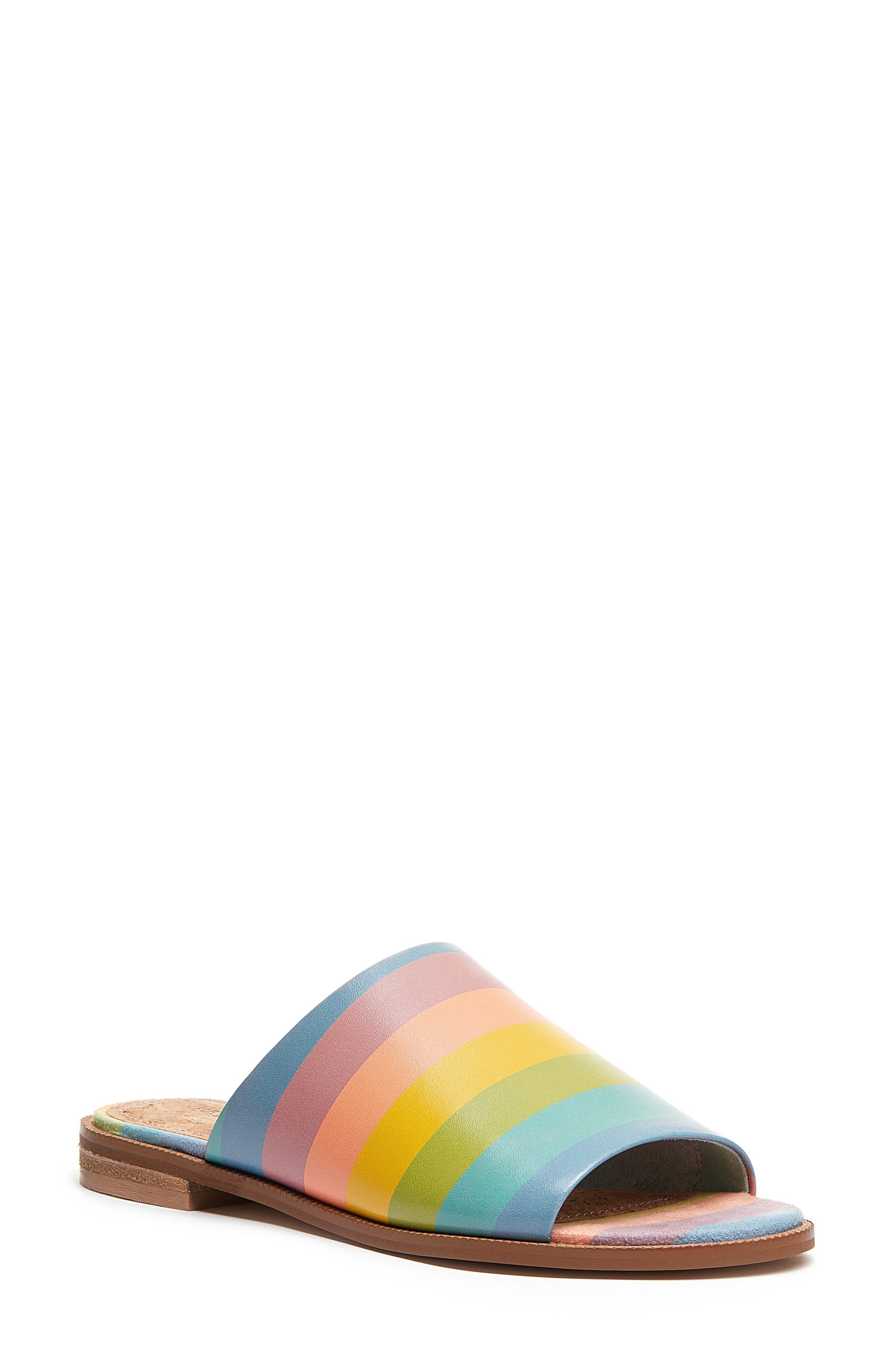 Ruthie Slide Sandal