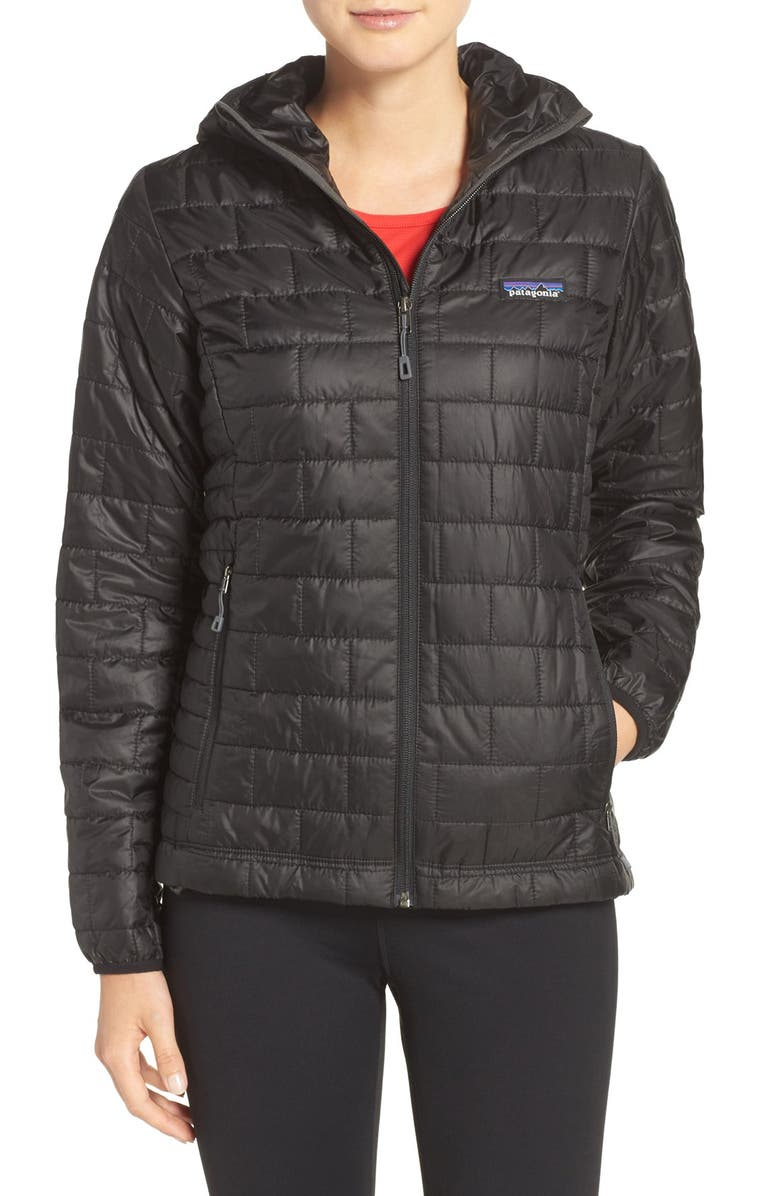 Nano Puff® Hooded Water Resistant Jacket by Patagonia