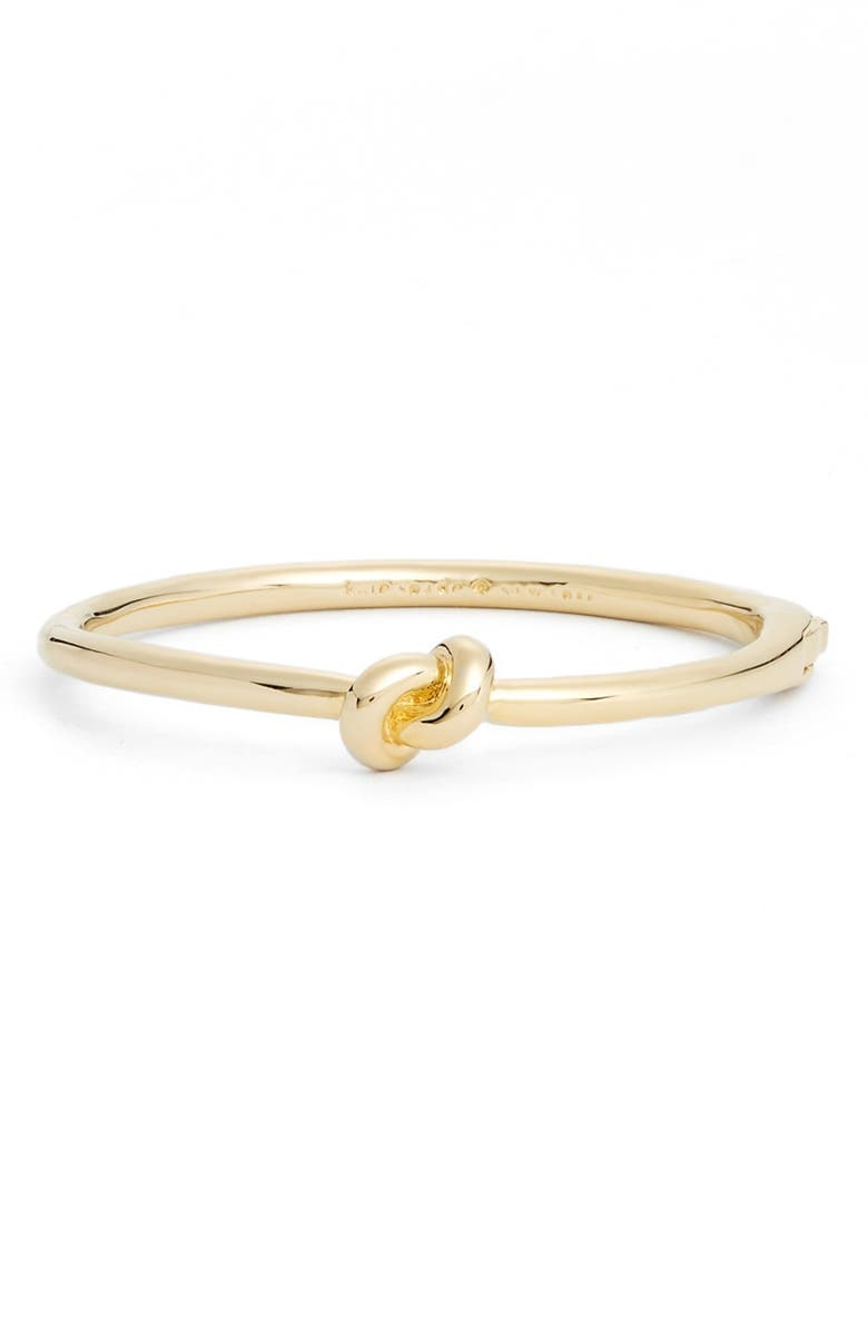 KATE SPADE NEW YORK 'sailors knot' bangle, Main, color, 710