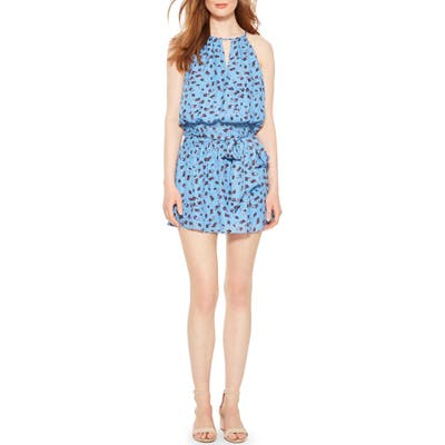 Parker Larissa Sleeveless Dress, Blue
