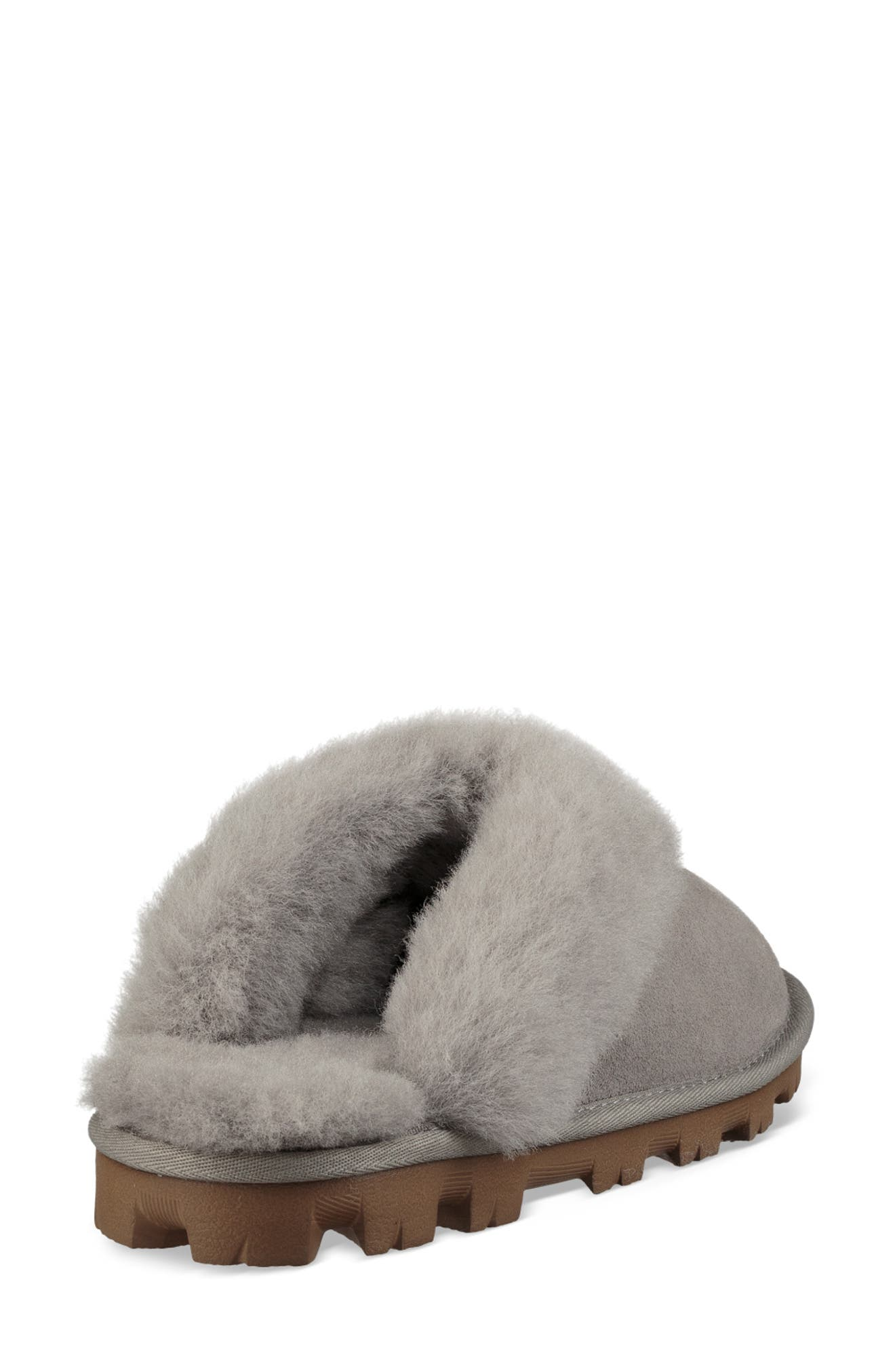 ,                             Genuine Shearling Slipper,                             Alternate thumbnail 54, color,                             024