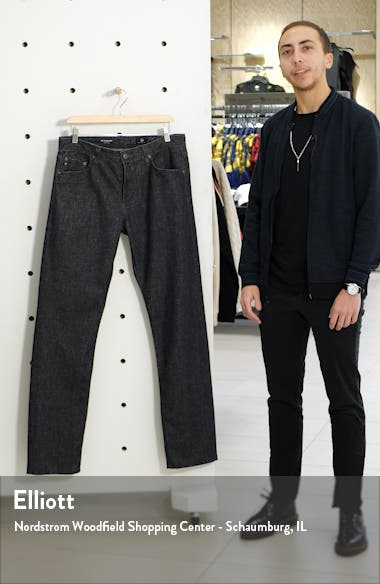 Graduate Tailored Five-Pocket Straight Leg Pants, sales video thumbnail