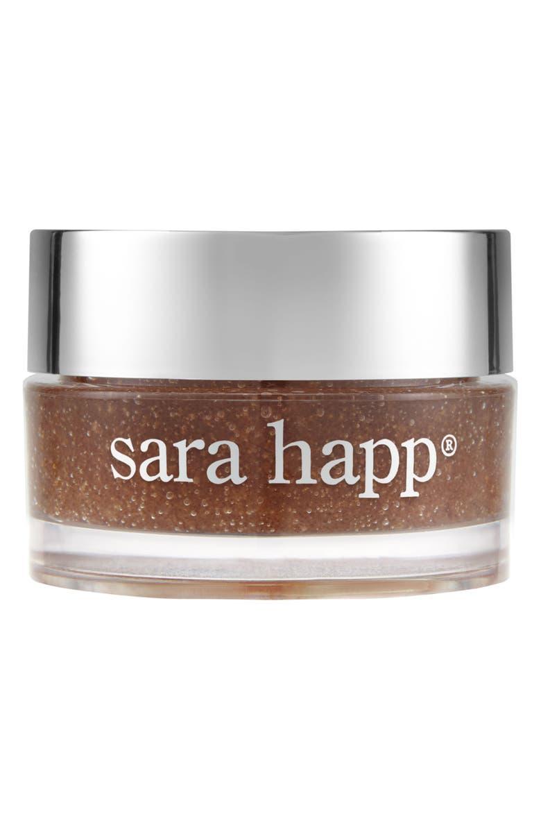SARA HAPP<SUP>®</SUP> The Lip Scrub<sup>™</sup>, Main, color, BROWN SUGAR