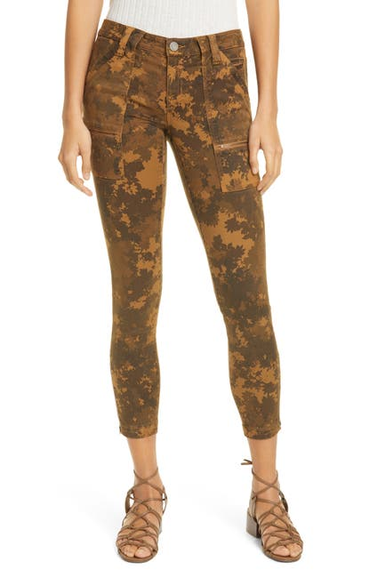Image of Joie Park Cropped Skinny Jeans