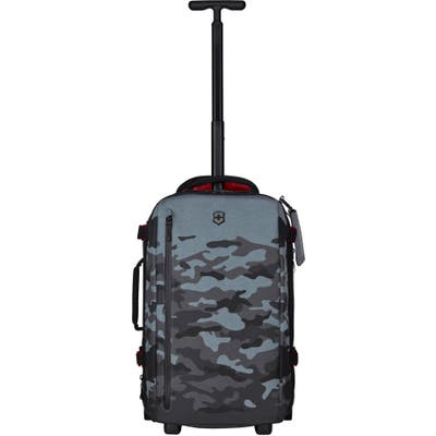 Victorinox Swiss Army Vx Touring 22-Inch Wheeled Duffle Bag - Grey