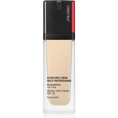 Shiseido Synchro Skin Self-Refreshing Liquid Foundation - 120 Ivory
