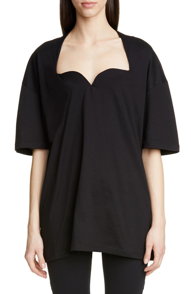 Y/PROJECT Push-Up Tee, Main, color, 001