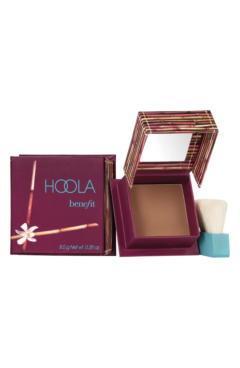 BENEFIT COSMETICS Benefit 2 to Hoola Bronzer Set, Main, color, 000