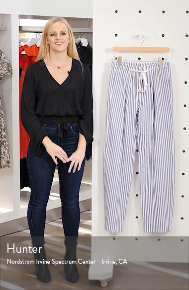 Wide Leg Pull-On Pants, sales video thumbnail