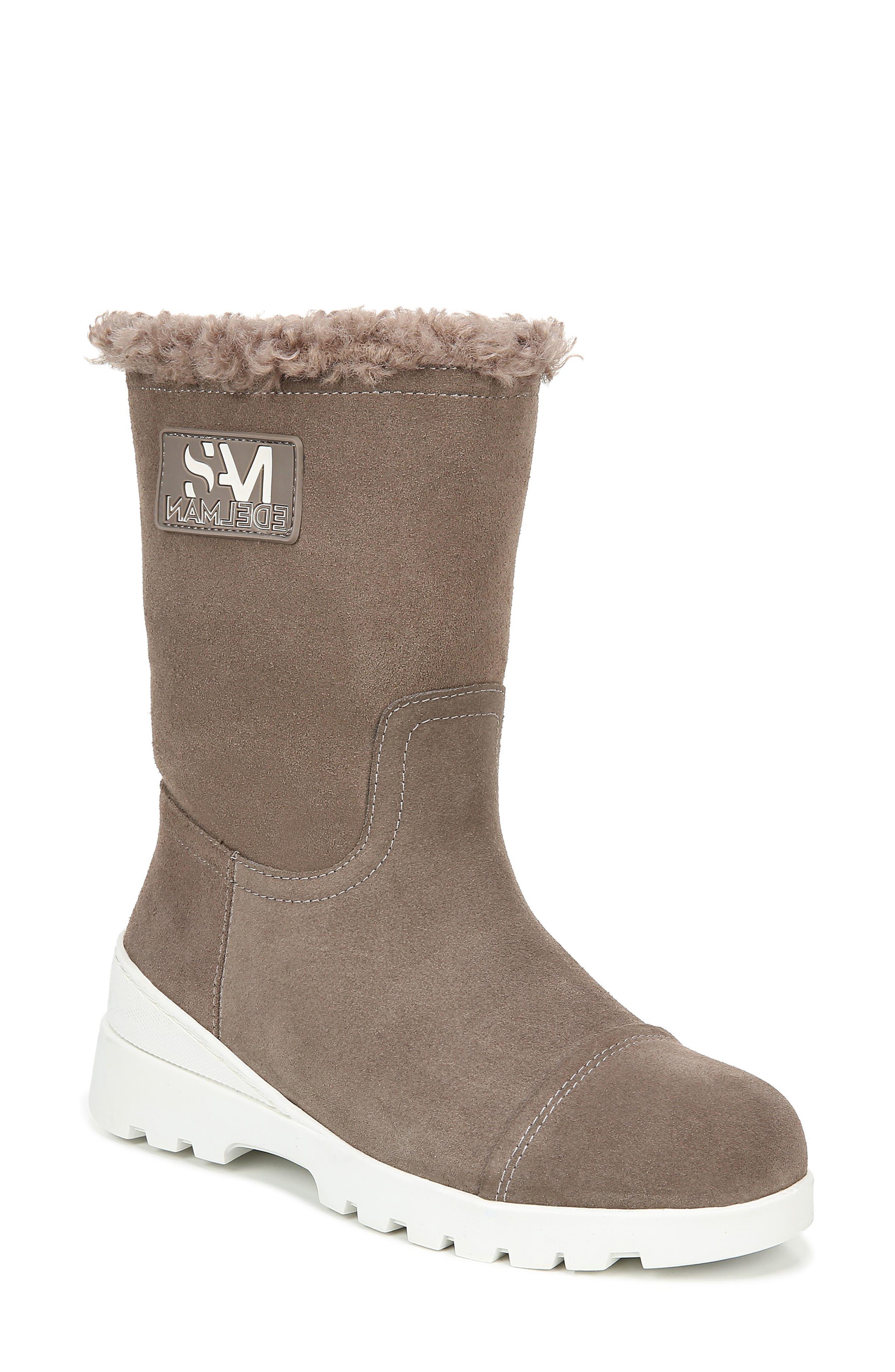 Image of Sam Edelman Kaylie Faux Fur Trim Boot