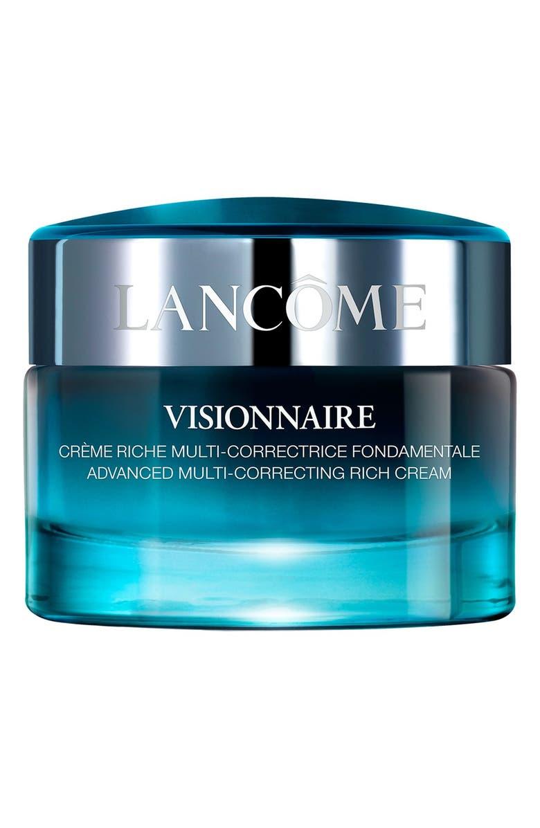 LANCÔME Visionnaire Advanced Multi-Correcting Moisturizer Rich Cream, Main, color, 000