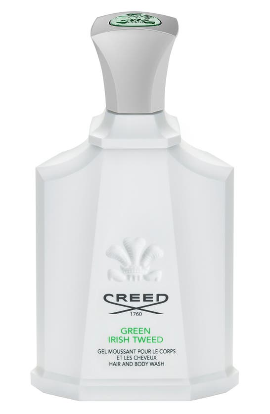 Creed Green Irish Tweed Shower Gel, 6.8 oz In White