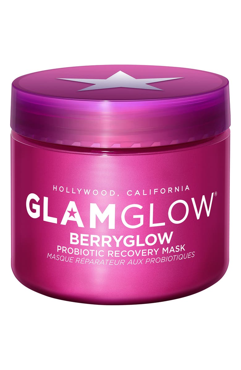 Berryglow Probiotic Recovery Face Mask by Glamglow®
