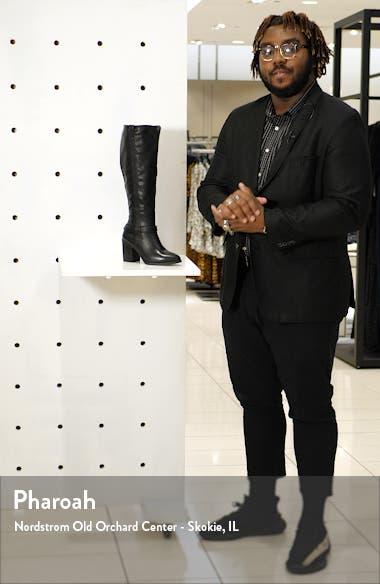 Hamilton Block Heel Boot, sales video thumbnail