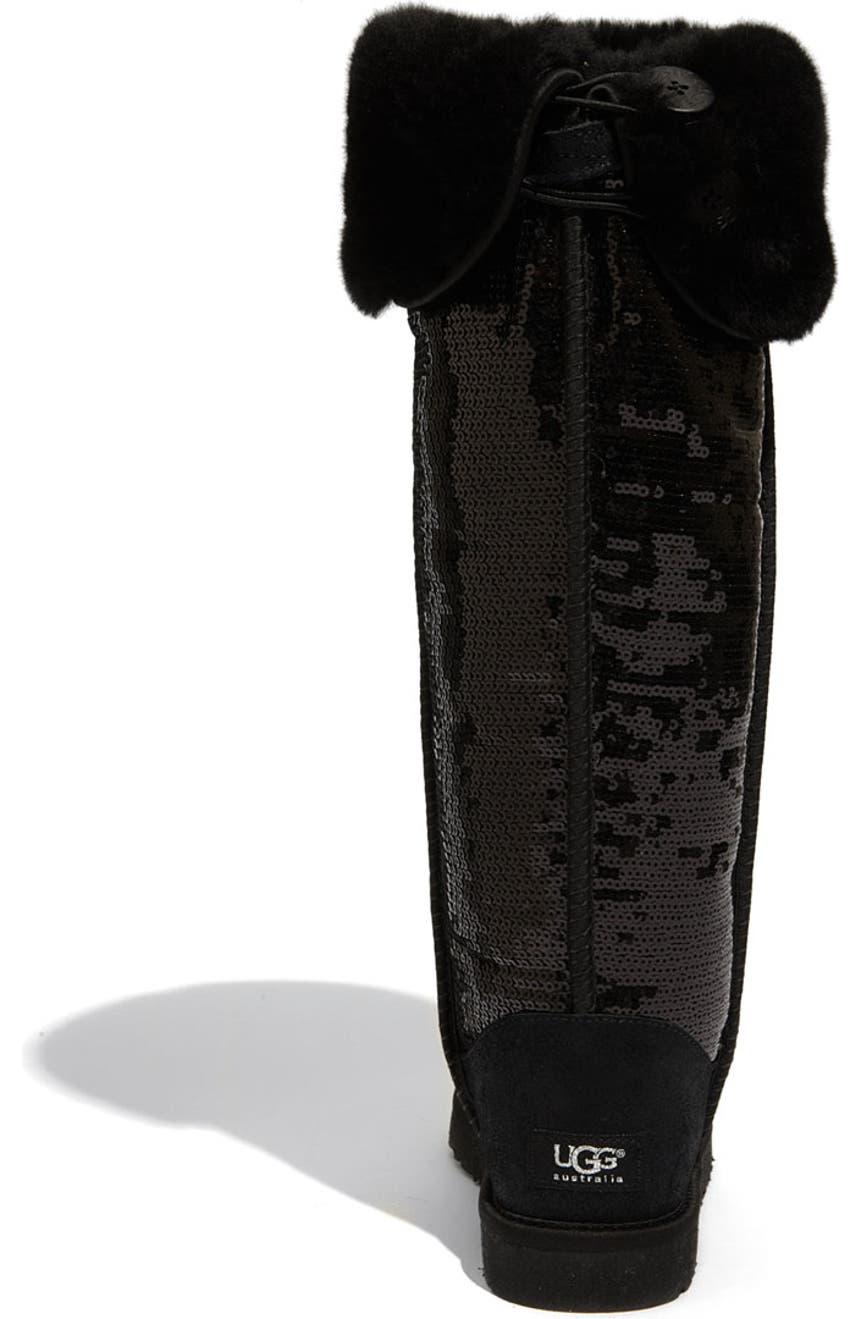 9c9fdeecaa1 Australia 'Bailey Sparkles' Over the Knee Boot