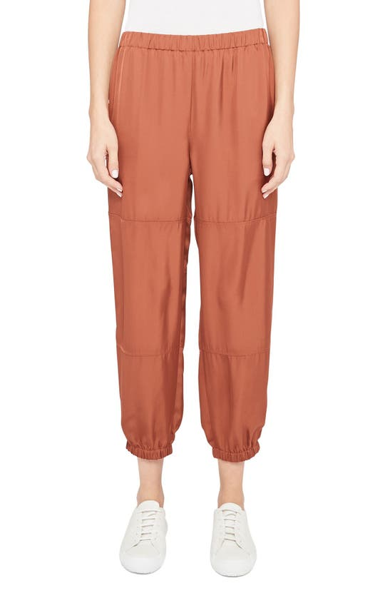 THEORY Track pants SLIM FIT CARGO JOGGERS