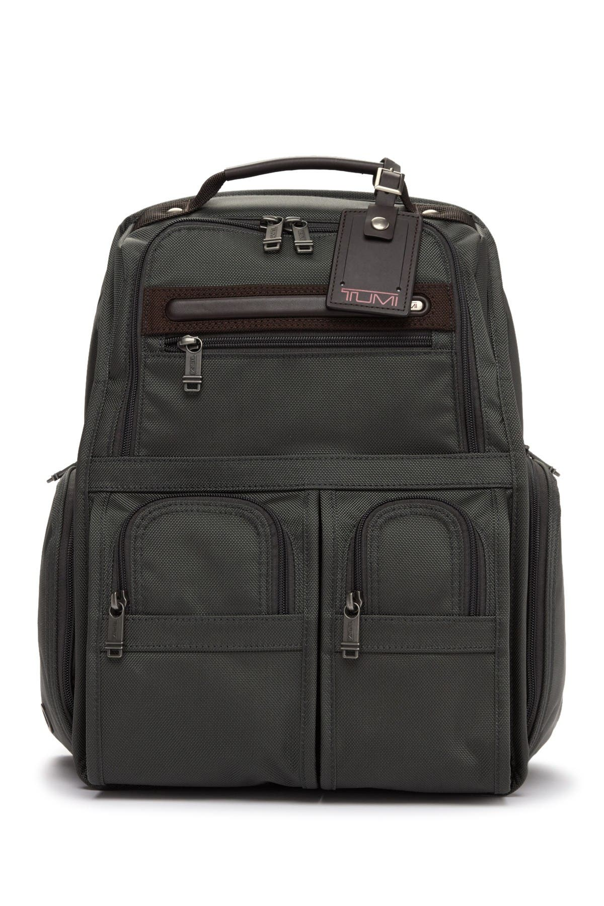 Image of Tumi Compact Nylon Laptop Brief Pack