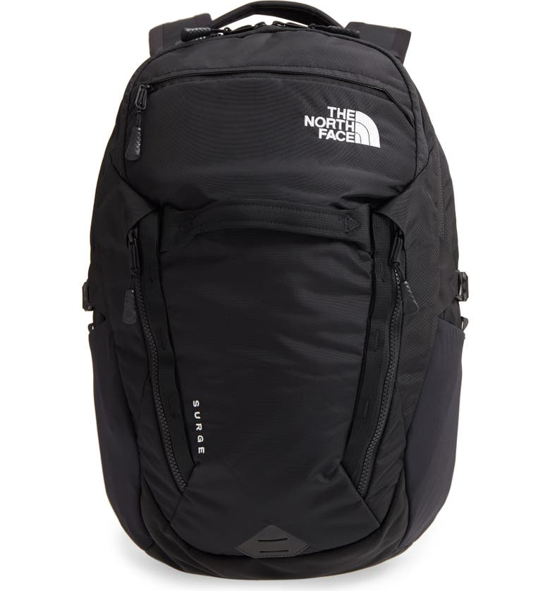 THE NORTH FACE Surge Backpack, Main, color, 001