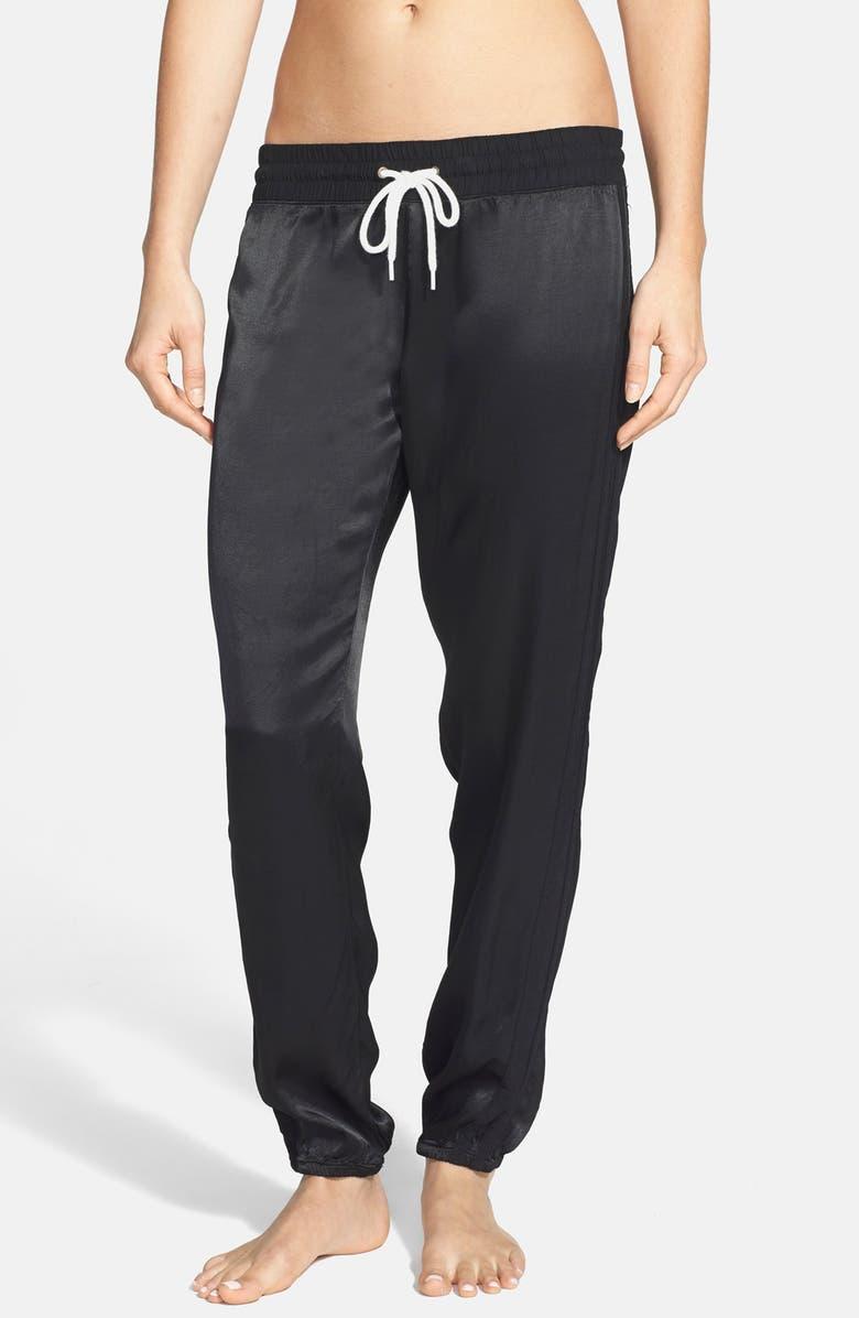 MONROW Athletic Sweatpants, Main, color, 001