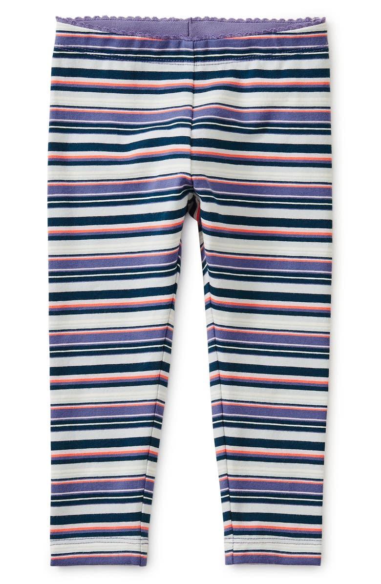 TEA COLLECTION Multistripe Leggings, Main, color, 569