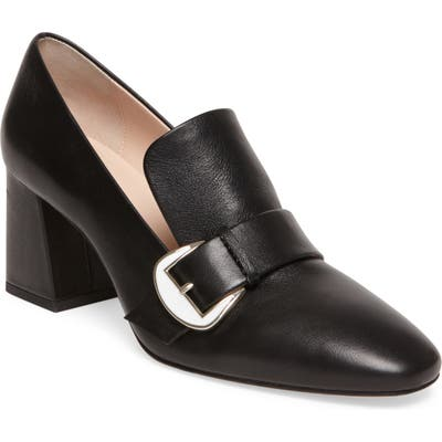 Kate Spade New York Alia Block Heel Pump, Black