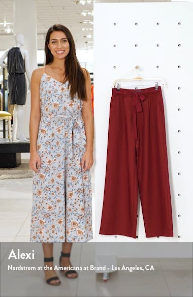 The Savannah Wide Leg Pants, sales video thumbnail