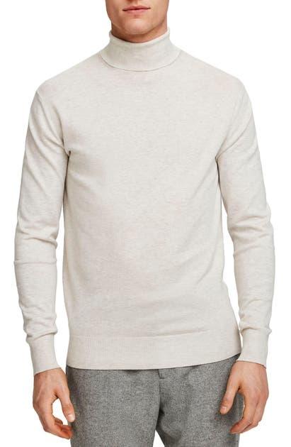 Scotch & Soda Sweaters MELANGE SLIM FIT TURTLENECK SWEATER