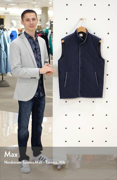 Regular Fit Reversible Vest, sales video thumbnail