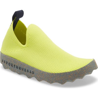 Asportuguesas By Fly London Care Sneaker, Green