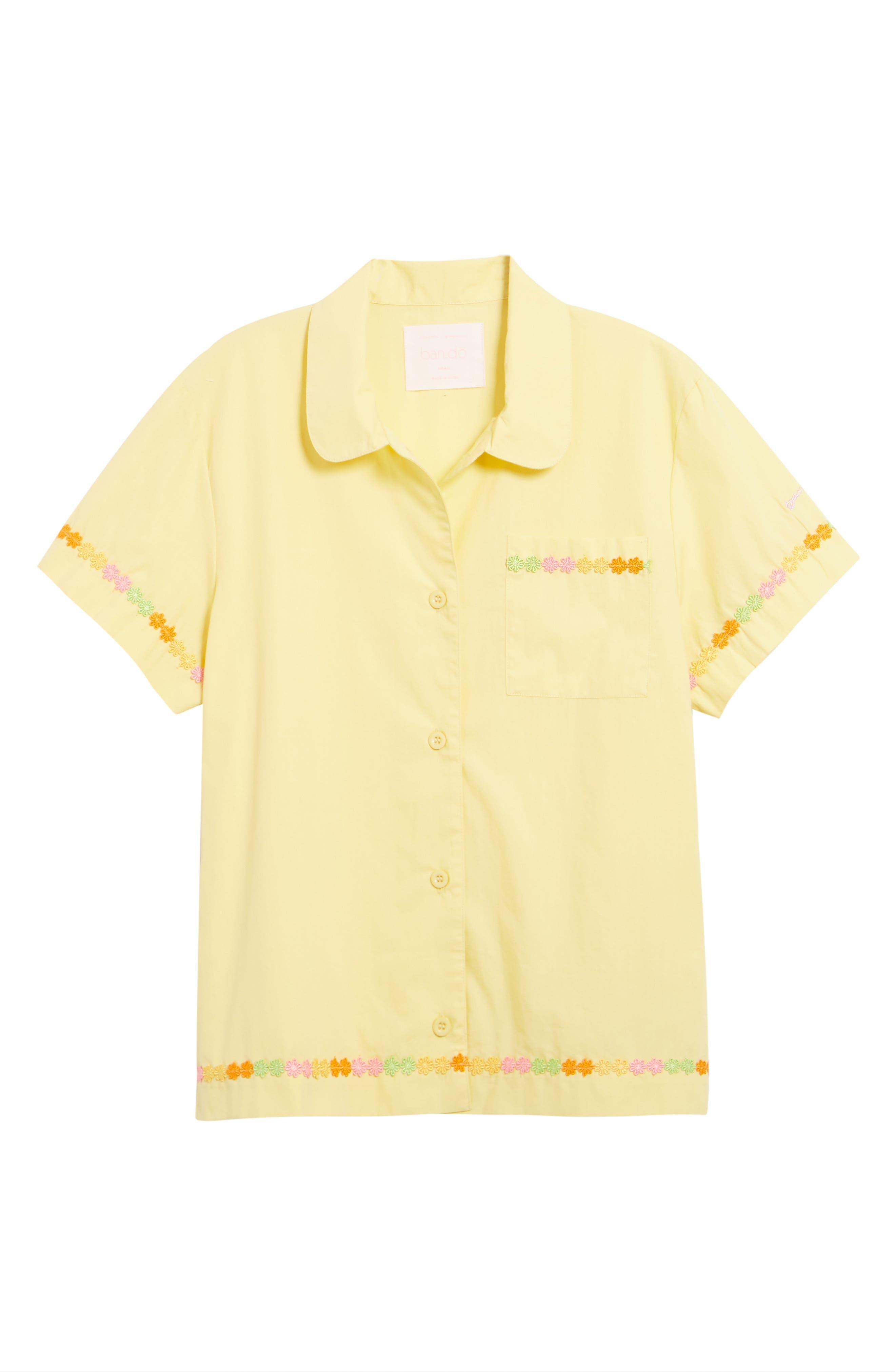 Women's Ban. do Daisy Chain Night Shirt