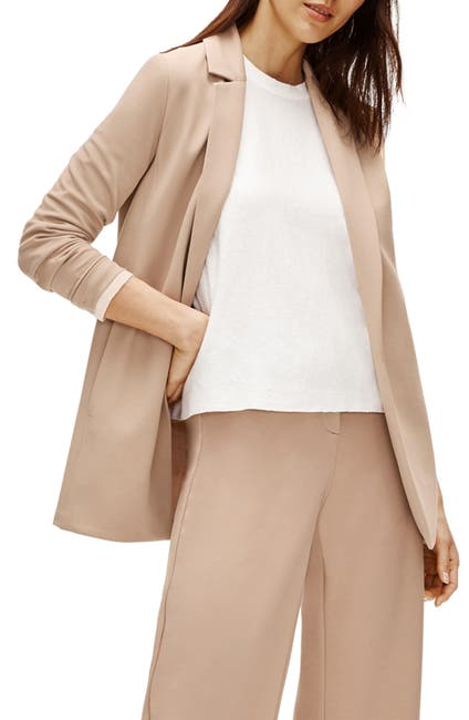 Image of Eileen Fisher Notch Collar Jacket