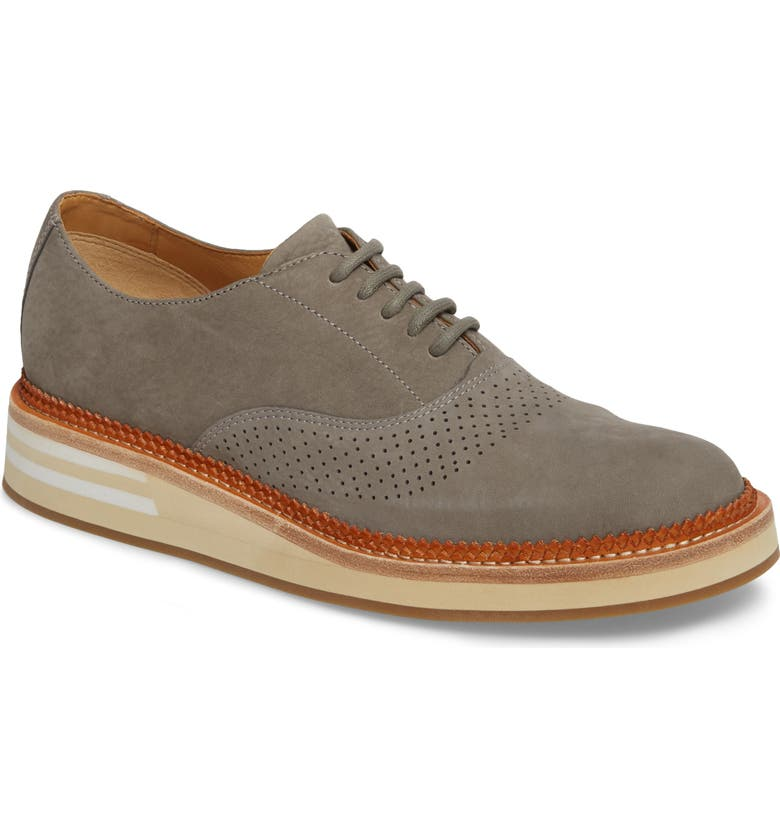 SPERRY Cloud Perforated Oxford, Main, color, 020