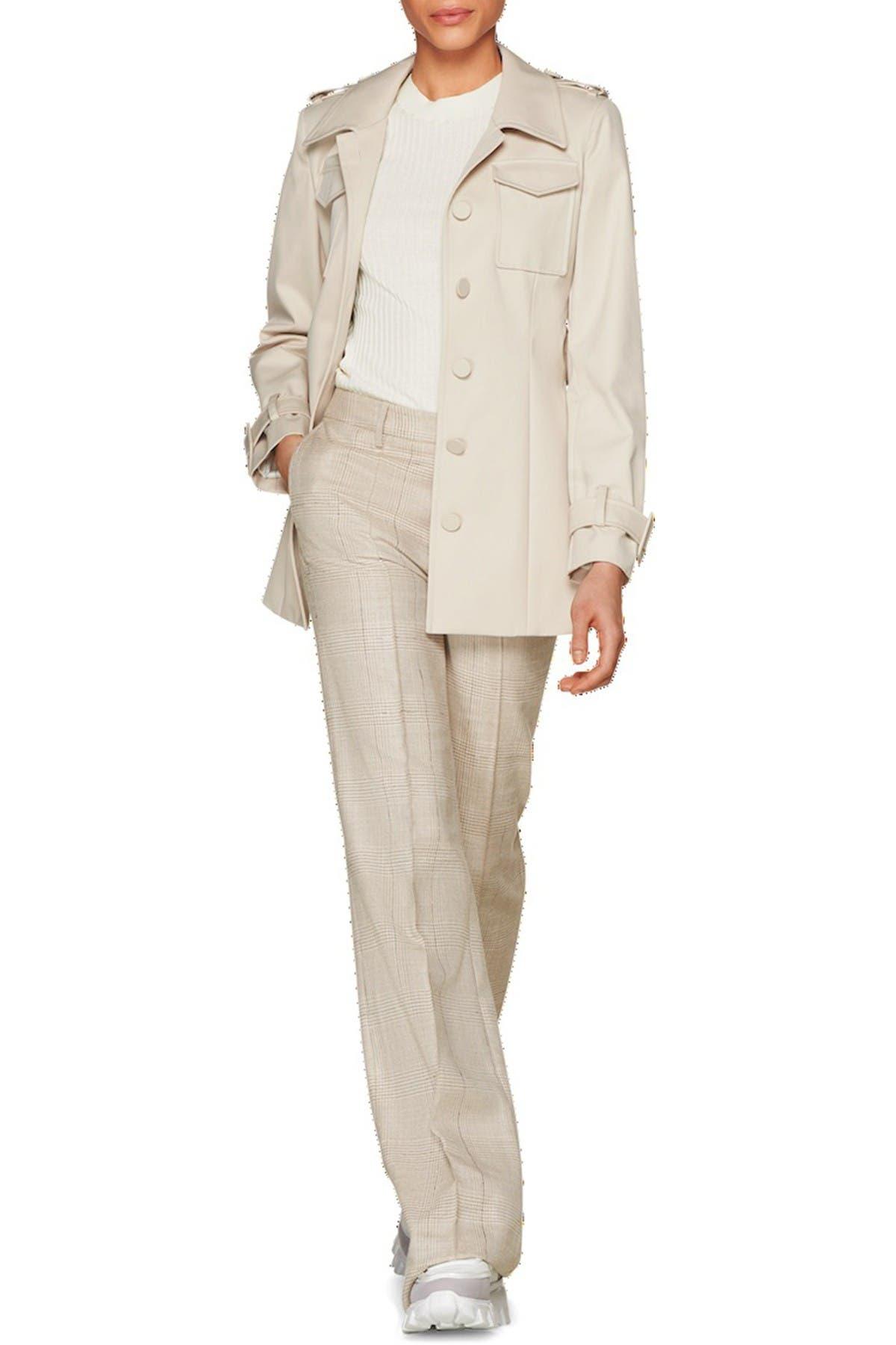 Image of SUISTUDIO Davy Slim Fit Coat