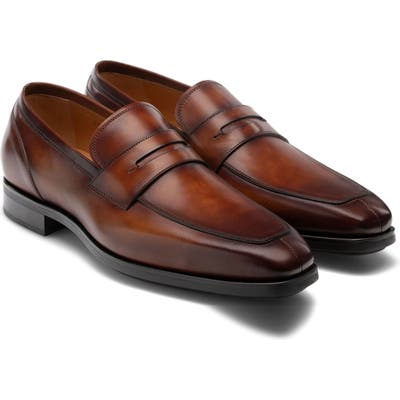 Magnanni Rodgers Diversa Penny Loafer, Brown