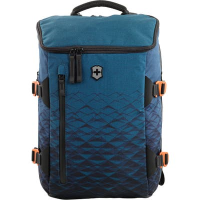 Victorinox Swiss Army Vx Touring Laptop Backpack - Blue