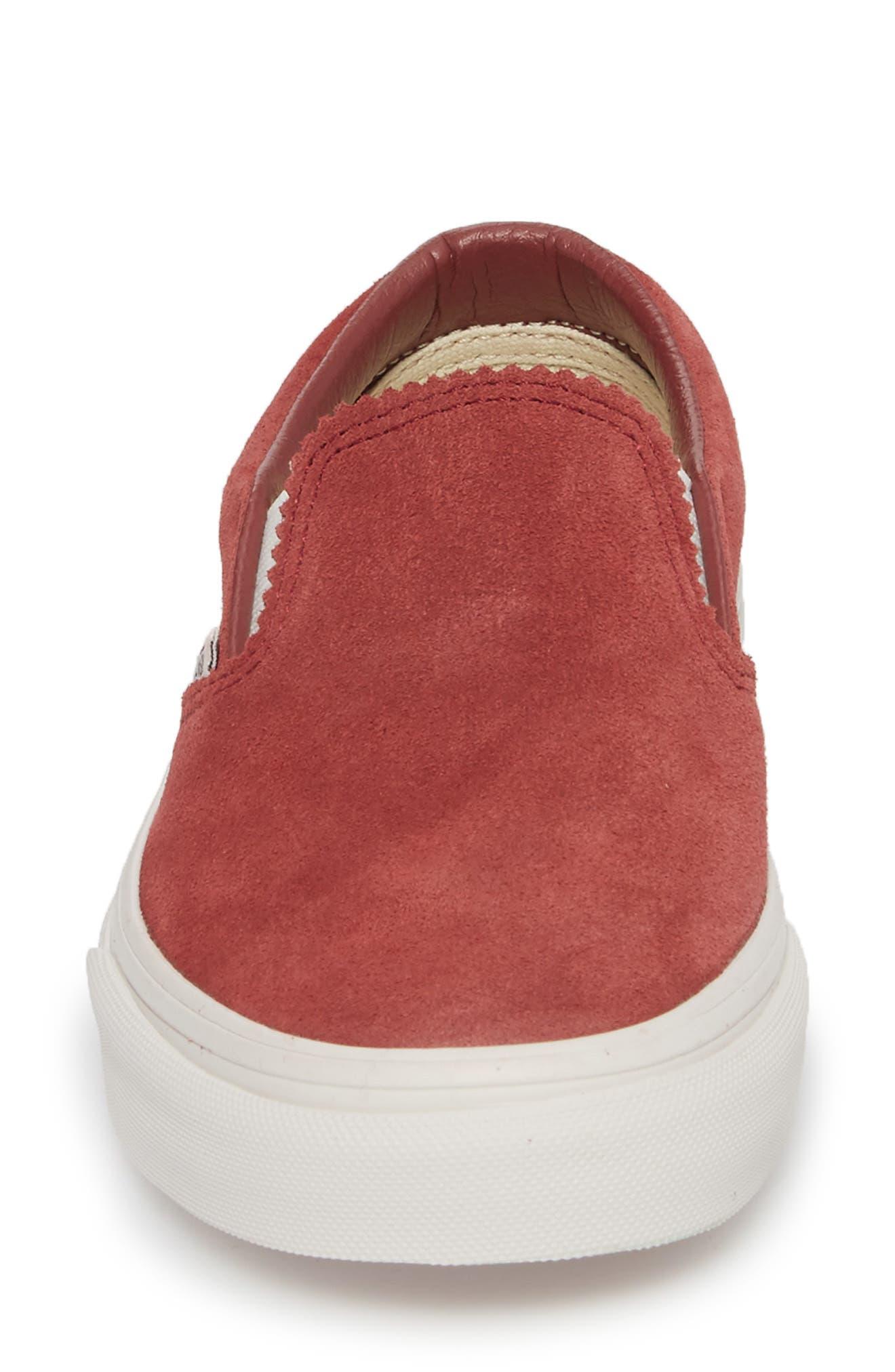 ,                             Classic Slip-On Sneaker,                             Alternate thumbnail 180, color,                             600